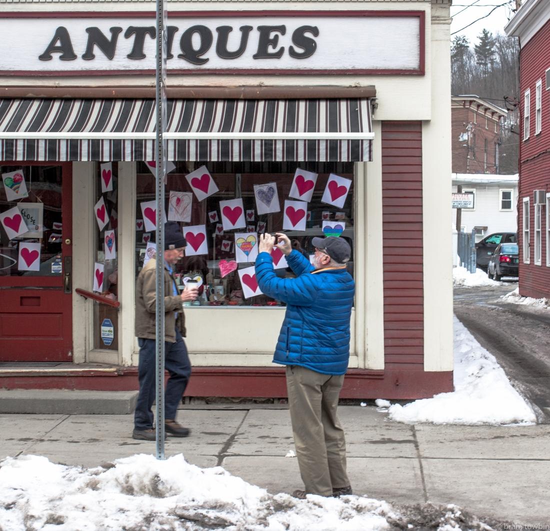 antique hearts